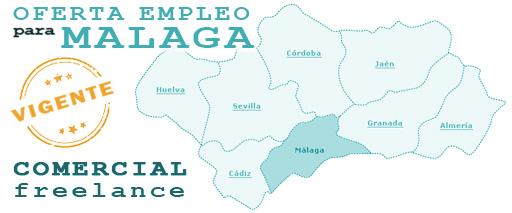 Oferta De Empleo Comercial Para Málaga Freelance Bimnd