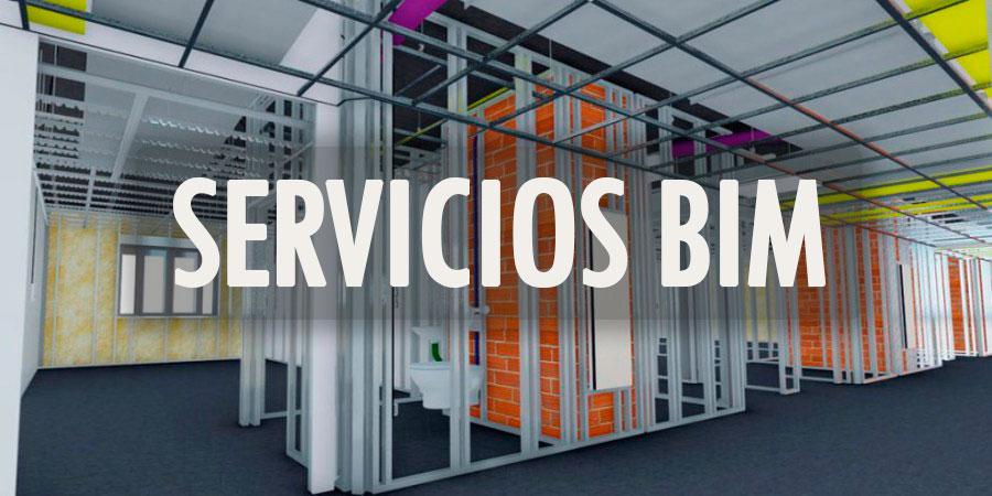 Servicios BIM