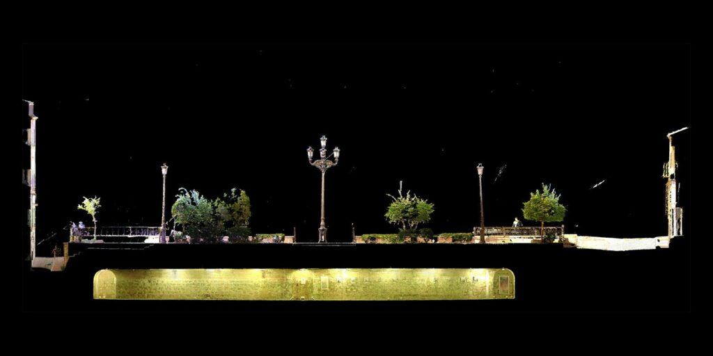 Escaneado Láser 3D, Refugio Jaen